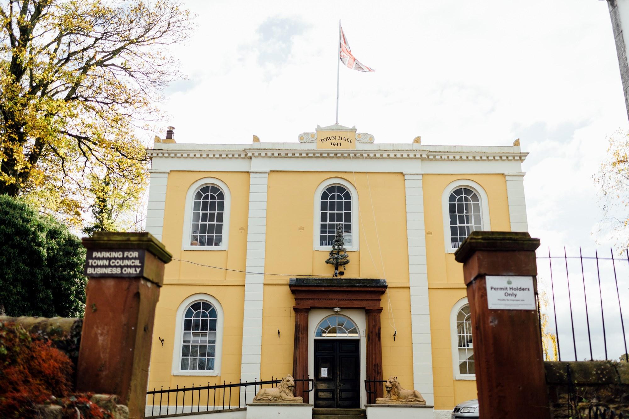 Cockermouth Town Hall