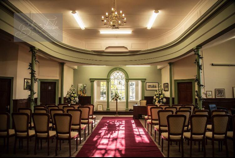 Wedding Ceremony Room - The Town Hall