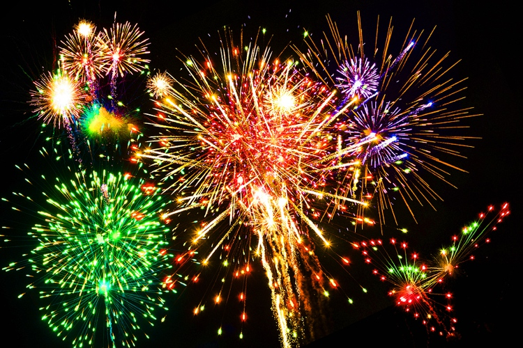 Cockermouth Fireworks