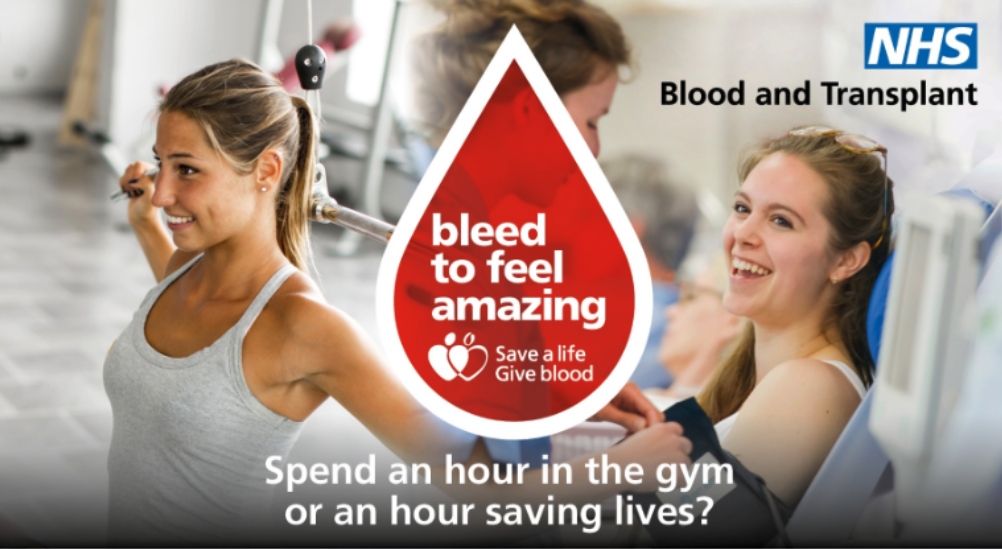 Give Blood in Cockermouth