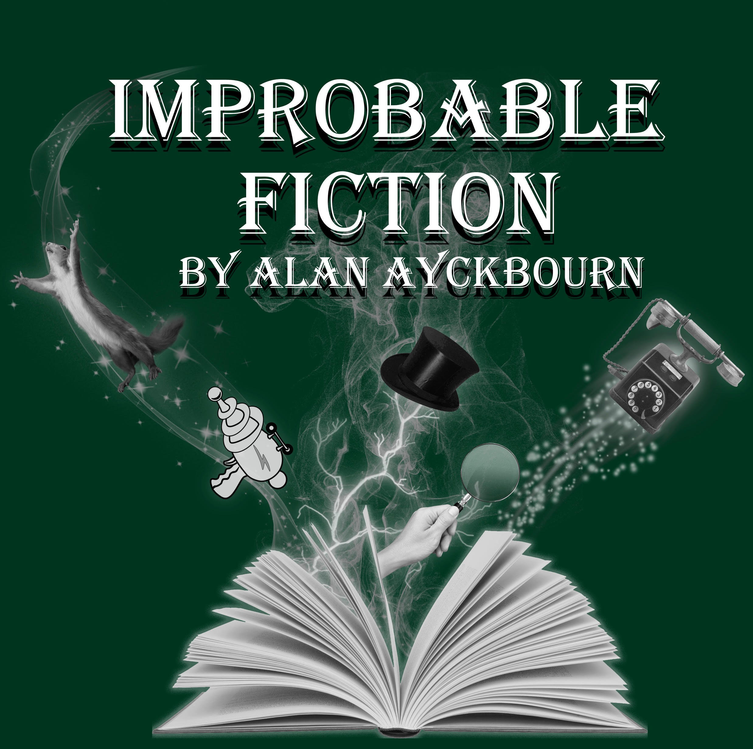 Improbable Fiction in Cockermouth
